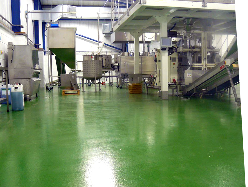 Food Industry Flooring London